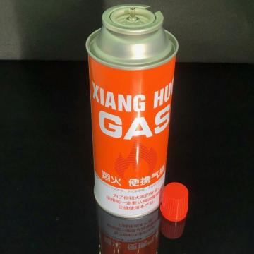High Quality 190g Pure Butane Gas Cartridge for Lighter