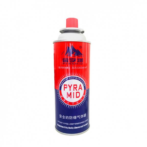 High Performance Newest design camping butane gas cylinder,gas cartridge camping