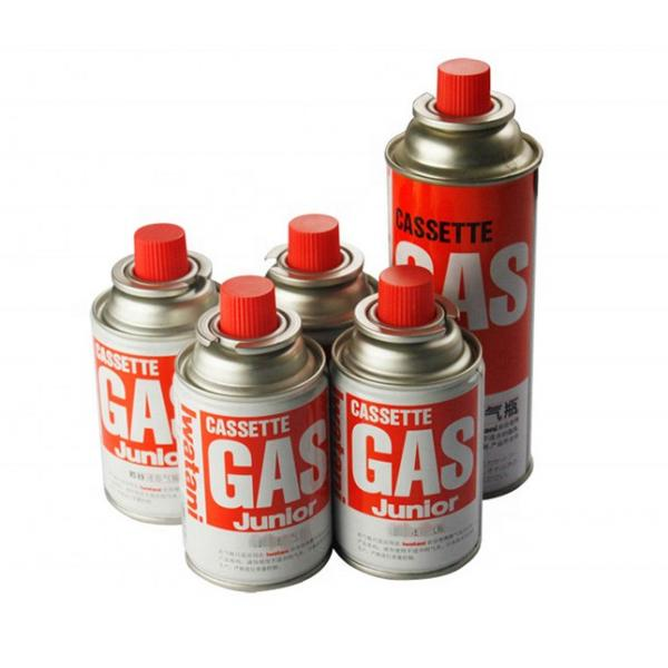 butane gas cartridge refill and propane butane gas cartiidge 220g
